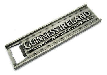 custom Guinness Ireland Bottle Opener wholesale manufacturer and supplier in China