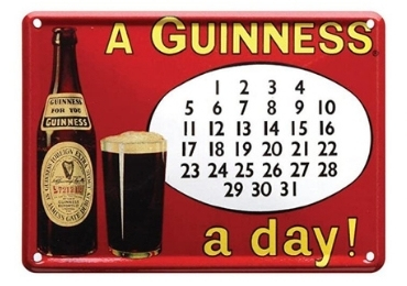 custom Guinness Ireland Metal Sign wholesale manufacturer and supplier in China