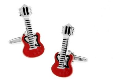 custom Guitar Cufflinks wholesale manufacturer and supplier in China