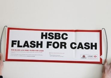 custom Hand Scroll Mini Banner wholesale manufacturer and supplier in China