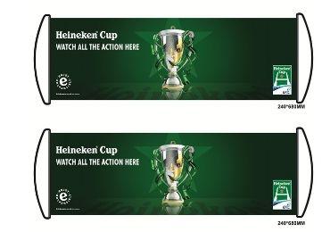 custom Heineken Advertising Banner wholesale manufacturer and supplier in China