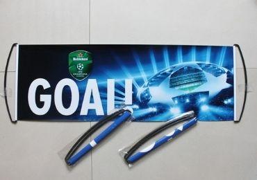 custom Heineken Sports Banner wholesale manufacturer and supplier in China