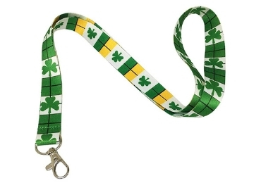 custom Ireland Souvenir Lanyard wholesale manufacturer and supplier in China