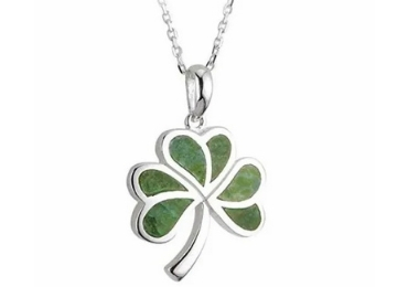 custom Ireland Souvenir Necklace wholesale manufacturer and supplier in China