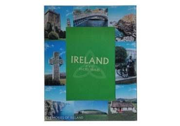 custom Ireland Souvenir Photo Frame wholesale manufacturer and supplier in China
