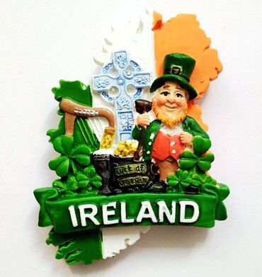 custom Ireland Souvenirs wholesale manufacturer and supplier in China