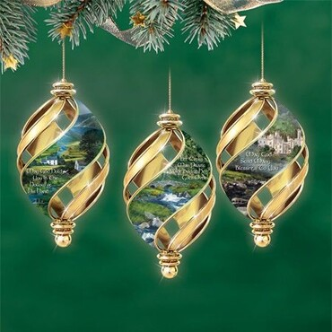 custom Irish Christmas Ornament wholesale manufacturer and supplier in China