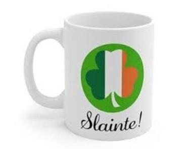 custom Irish Souvenir Mug wholesale manufacturer and supplier in China