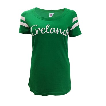 custom Irish Souvenir T-Shirt wholesale manufacturer and supplier in China