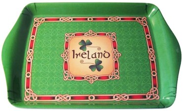 custom Irish Souvenir Tray wholesale manufacturer and supplier in China