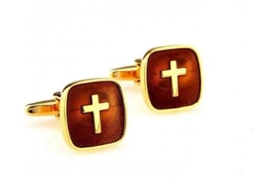 custom Jesus Cufflinks wholesale manufacturer and supplier in China