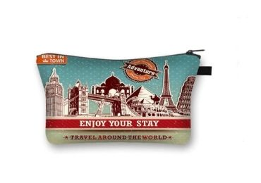 custom Journey Cosmetic Bag wholesale manufacturer and supplier in China