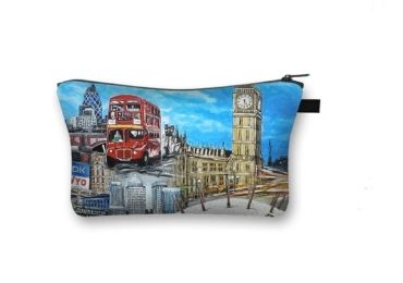 custom London Cosmetic Bag wholesale manufacturer and supplier in China