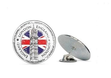 custom London Enamel Pin wholesale manufacturer and supplier in China