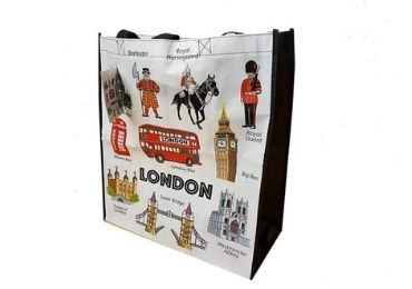 custom London Souvenir Bag wholesale manufacturer and supplier in China