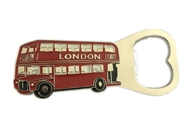 custom London Souvenir Bottle Opener wholesale manufacturer and supplier in China