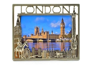 custom London Souvenir Photo Frame wholesale manufacturer and supplier in China