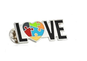 custom Lover Enamel Lapel Pin wholesale manufacturer and supplier in China