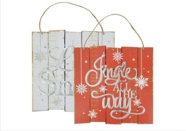 custom MDF Christmas Signs wholesale manufacturer and supplier in China