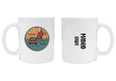 custom Madrid Souvenir Mug wholesale manufacturer and supplier in China