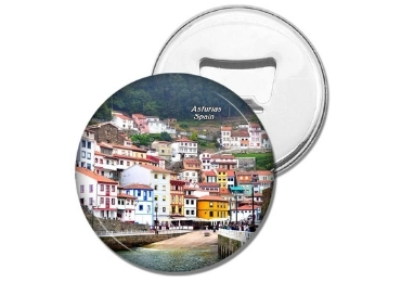 custom Metal Spain Souvenir Opener wholesale manufacturer and supplier in China
