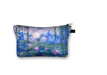 custom Monet Cosmetic Bag wholesale manufacturer and supplier in China