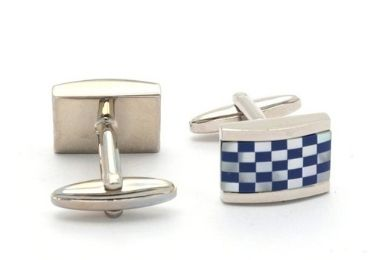 custom Mosaic Tile Cufflinks wholesale manufacturer and supplier in China