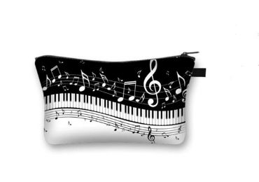 custom Music Cosmetic Bag wholesale manufacturer and supplier in China
