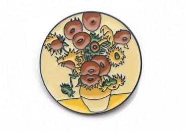 custom Painting Enamel Lapel Pin wholesale manufacturer and supplier in China