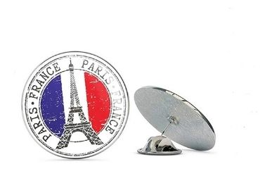 custom Paris Enamel Pin wholesale manufacturer and supplier in China