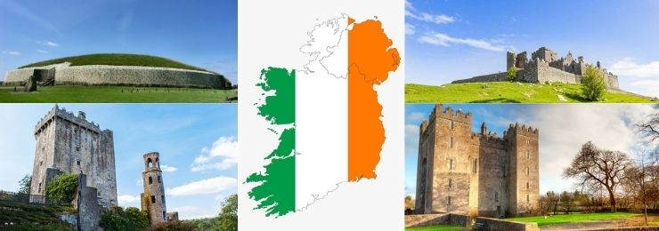 Personalized Ireland Souvenirs Wholesale Manufacturer in China