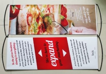custom Pizza Promotional Banner wholesale manufacturer and supplier in China