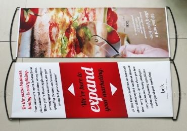 custom Pizza Store Advertising Banner wholesale manufacturer and supplier in China