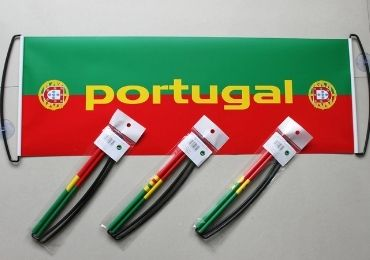 custom Portugal Football Banner wholesale manufacturer and supplier in China