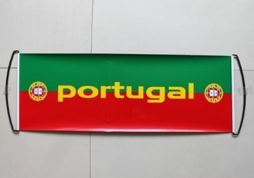 custom Portugal Retractable Banner wholesale manufacturer and supplier in China