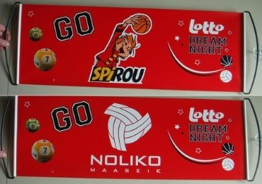 custom Promotional Football Banner wholesale manufacturer and supplier in China