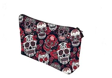 custom Punk Cosmetic Bag wholesale manufacturer and supplier in China