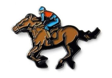 custom Race Enamel Lapel Pin wholesale manufacturer and supplier in China