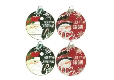 custom Retro Christmas Signs wholesale manufacturer and supplier in China