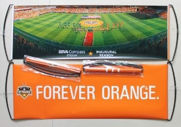 custom Rollabana Cheering Banner wholesale manufacturer and supplier in China
