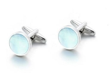 custom Sea Shell Cufflinks wholesale manufacturer and supplier in China