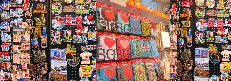 Singapore Souvenir Shop
