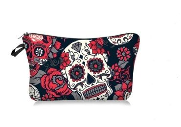 custom Skeleton Cosmetic Bag wholesale manufacturer and supplier in China