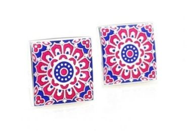 custom Soft Enamel Cufflinks wholesale manufacturer and supplier in China