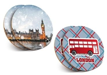 custom Souvenir Coaster wholesale manufacturer and supplier in China