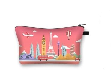 custom Souvenir Cosmetic Bag wholesale manufacturer and supplier in China