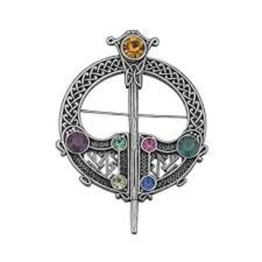 custom Souvenir Irish Brooch wholesale manufacturer and supplier in China