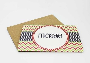 custom Souvenir MDF Placemat wholesale manufacturer and supplier in China