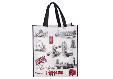 custom Souvenir Non-woven Tote Bag wholesale manufacturer and supplier in China