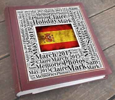 custom Souvenir Photo Album wholesale manufacturer and supplier in China